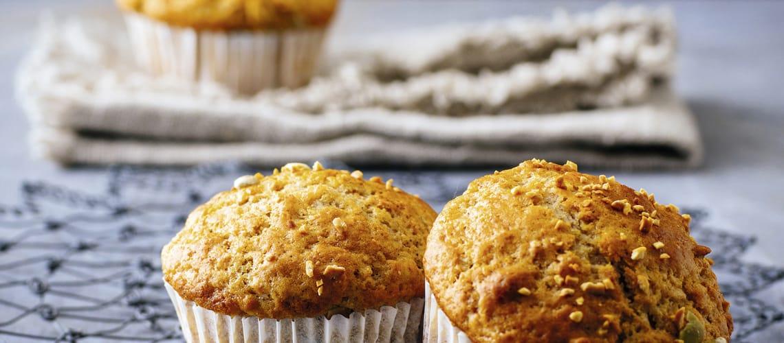 Joghurt-Gewürz-Muffins