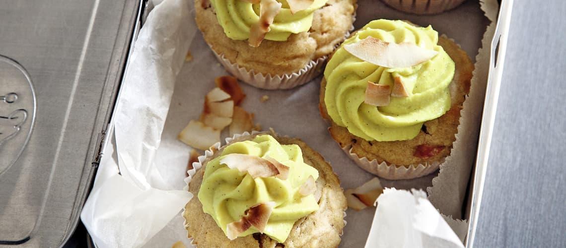 Apfel-Birnen-Muffins