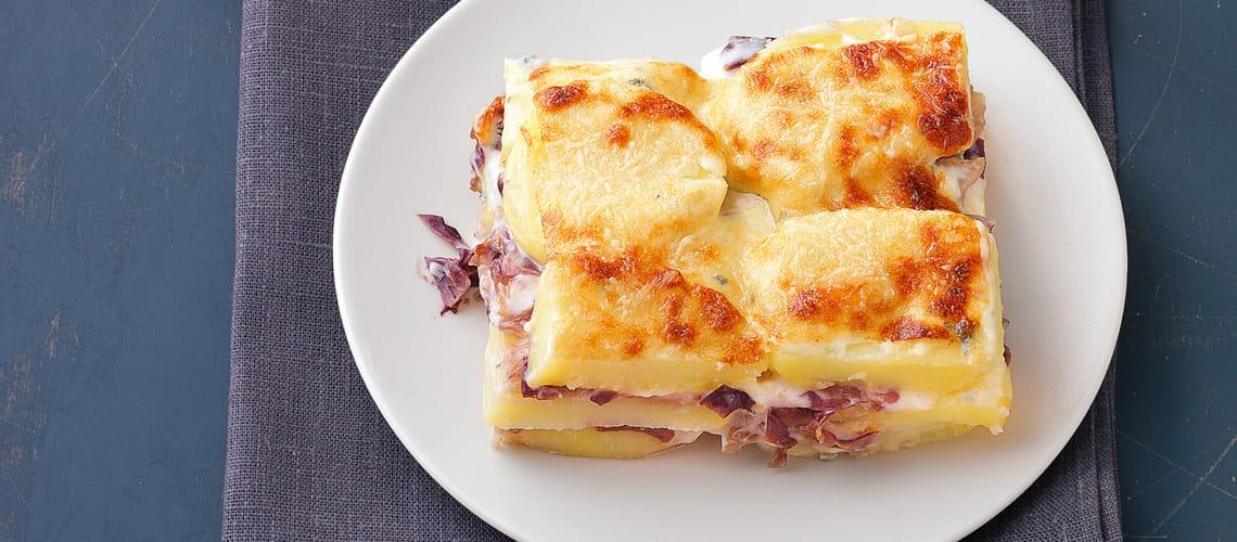 Kartoffel-Quiche
