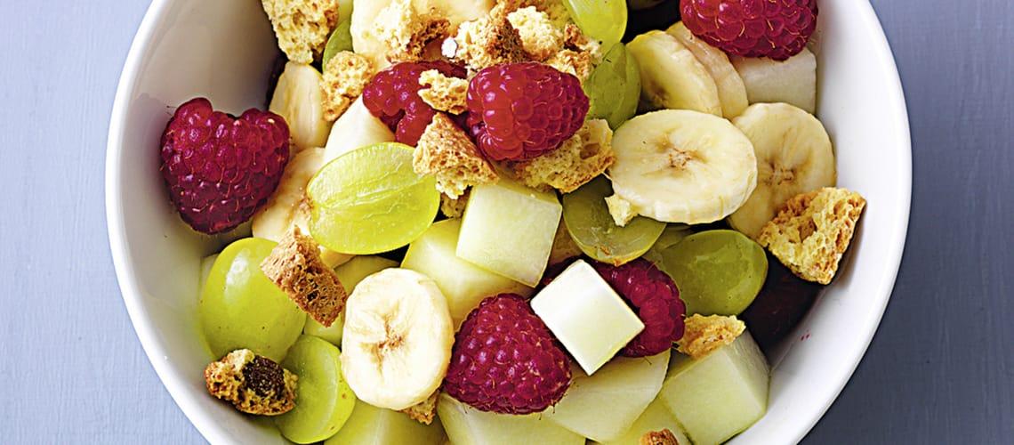 Cantuccini-Obst-Salat