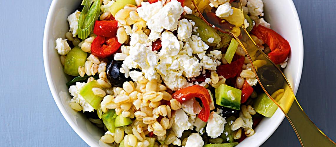 Hirten-Weizen-Salat
