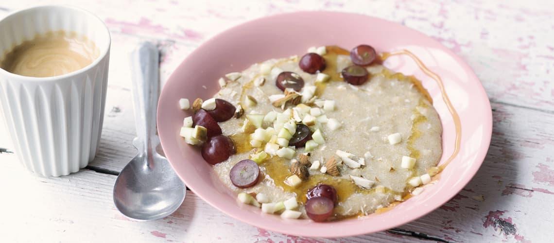 Amaranth-Tonka-Porridge