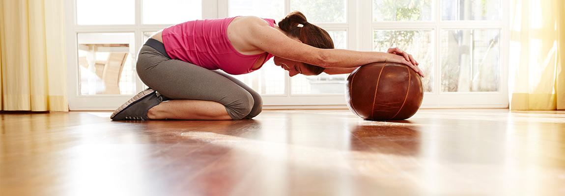 Mehr Sport – weniger Stress