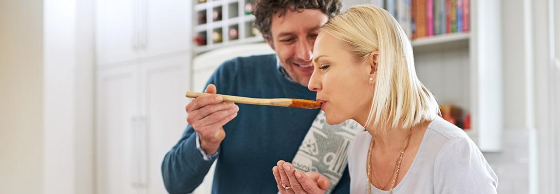 Gesunde Ernährung kann Spaß machen