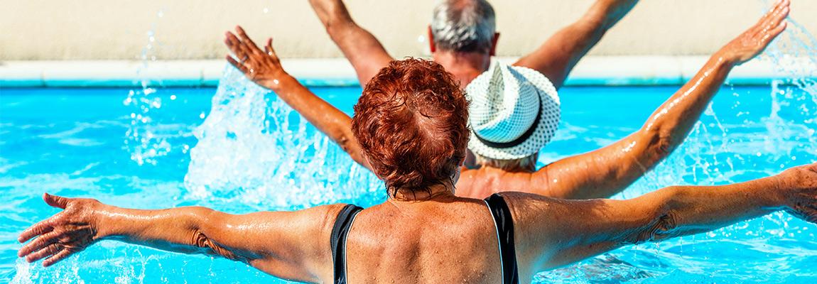 Psoriasis-Arthritis und Schwimmen
