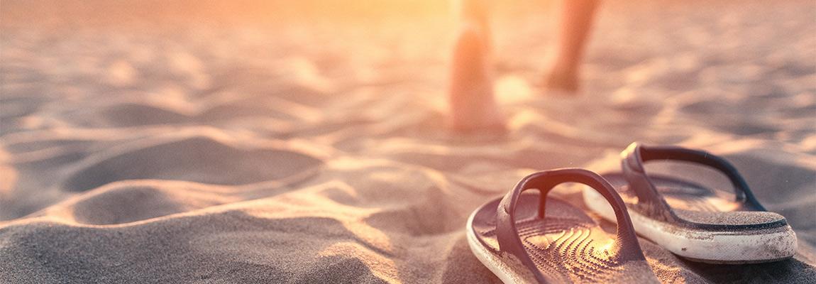 Sommer, Sonne, Schuppenflechte